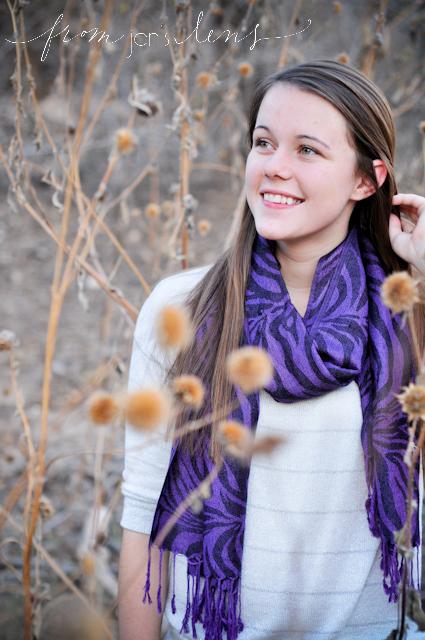 a whole new world | senior portraits | Amanda