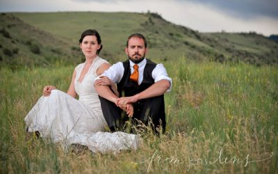 A Montana Ranch Wedding | Luke + Meghan