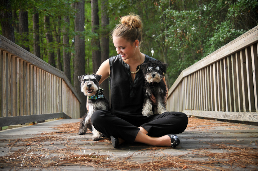 Coral and the Pups! | Richmond Hill | Pet Photographer
