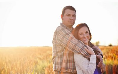 Debbie & Rudy | Lubbock, Texas Couples Photographer | My People