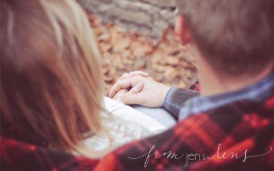 Matt & Heather | Savannah Couple's Photographer | Staying Warm This December