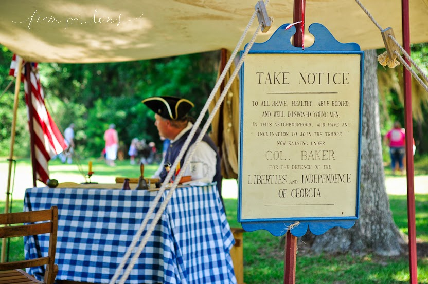 Fort Morris | Colonial Fair | Holiday Weekend