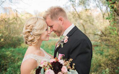 Pink Perfection | Beaver Dam Wedding | Alex & Sidney