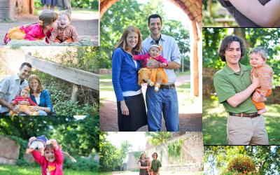 Family Photography |Albertson-Colvin Clan | Berg Nanstein