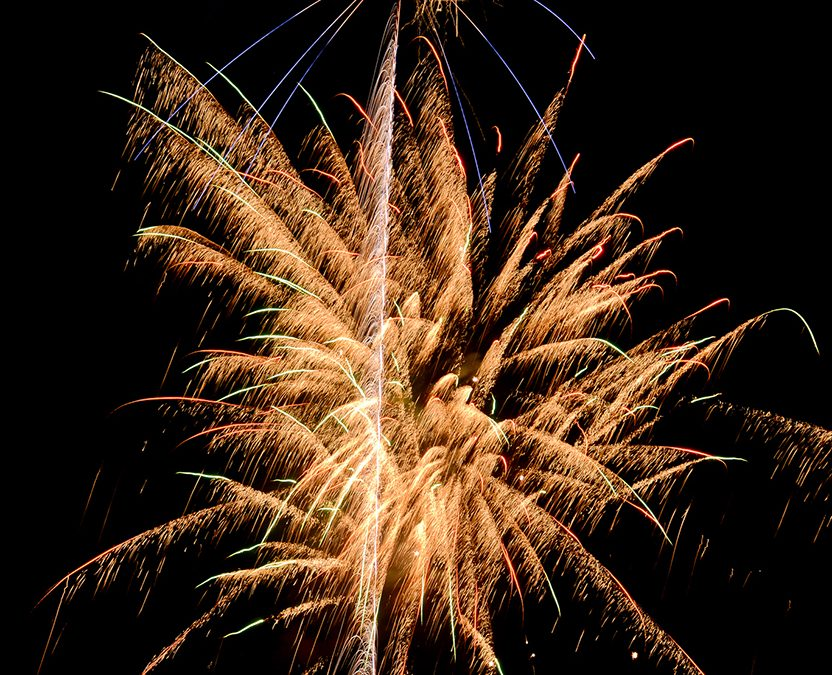 Summer | July | Fireworks